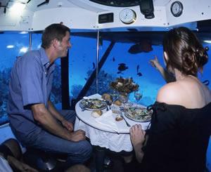 Mariage insolite : mariez-vous sous l'eau !