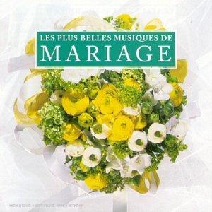 CD Les plus belles musiques de mariage
