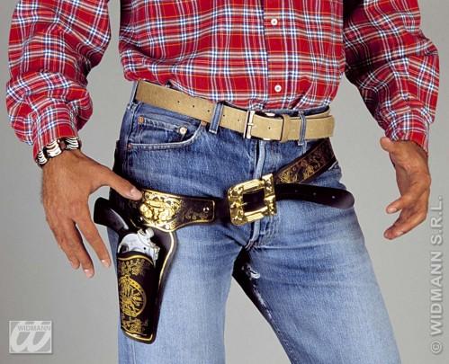 Ceinturon pour pistolet de cowboy