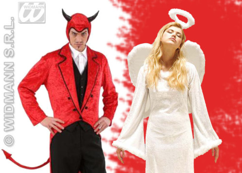 Déguisement ange et démon