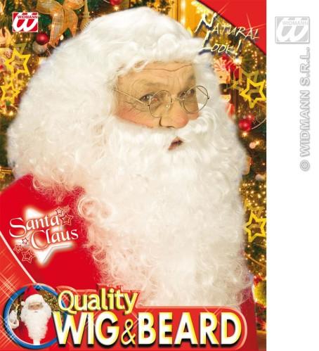 Kit barbe et perruque de père Noël