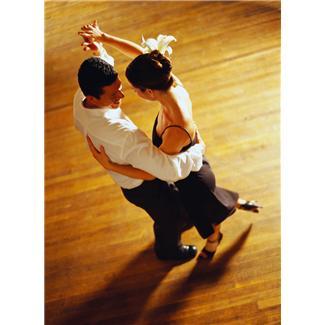 Danse lors d'un mariage