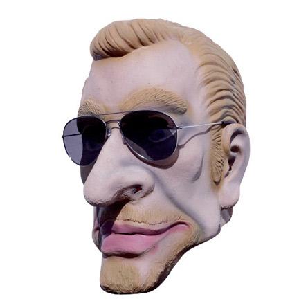 Masque de Johnny le rocker