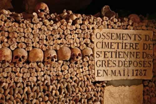 Catacombes - Paris