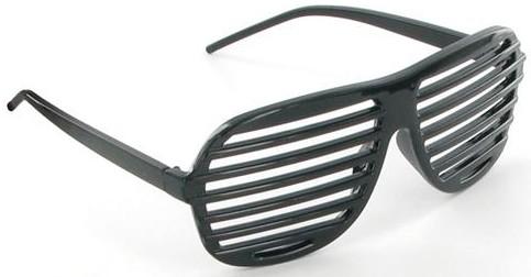 Accessoire de déguisement : lunettes de star
