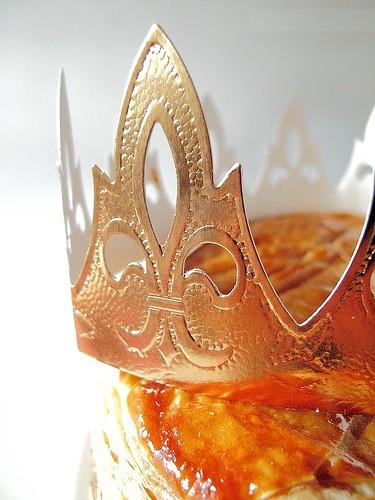 Aujourd'hui, c'est la fête des rois !