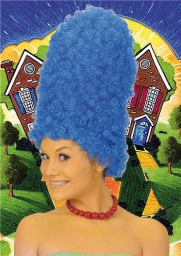 M comme... Marge Simpson
