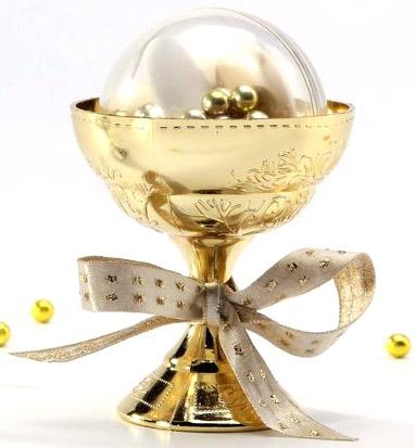 Calice doré pour vos baptêmes ou communions