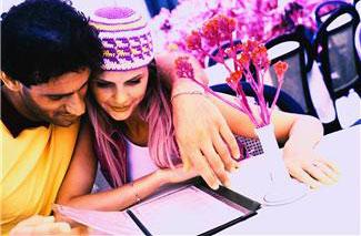 Recevoir un faire-part de mariage