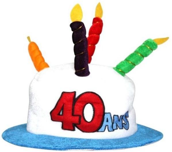 40 Ans Joyeux Anniversaire Decorations Fetes