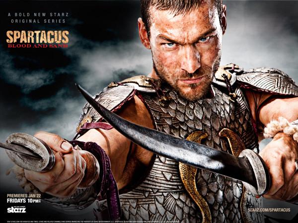 Un déguisement officiel de la série Spartacus™