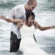Photo de couple (mer)