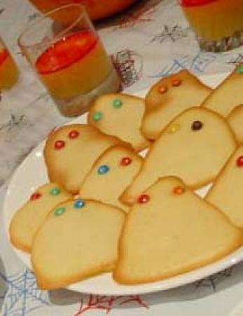Gâteau pour Halloween