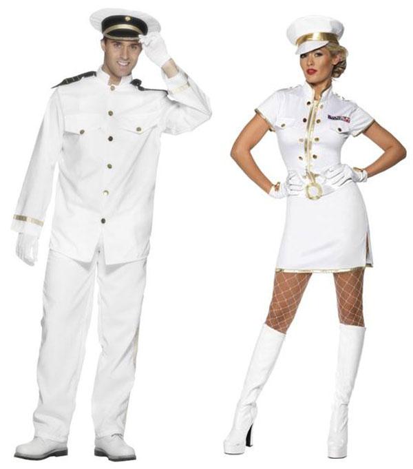 Les commandants de bord