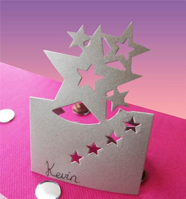 Marque places étoile pour le réveillon de noël ou du nouvel an