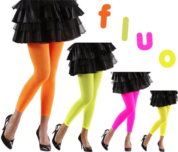 Leggings fluo