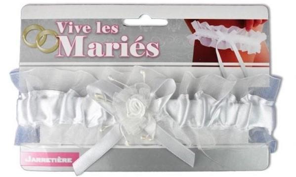 Jarretière de la mariée