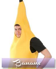 Déguisement de banane