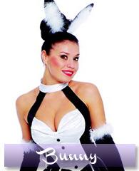 Déguisement de lapine sexy