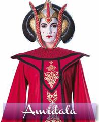 Déguisement Princesse Amidala™ luxe Star Wars™