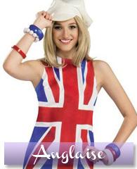 Robe drapeau du Royaume-Uni