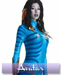 Déguisements et accessoires Avatar