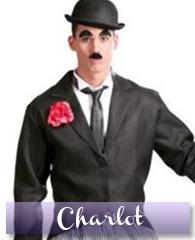 Déguisement de Charlie Chaplin