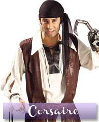 Déguisement Corsaire des Caraïbes