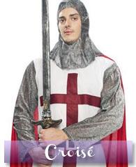 Déguisement de chevalier médiéval