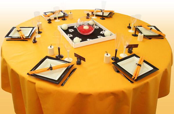 Table Ronds et Carrés