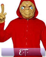 Déguisement E.T. l´extraterrestre