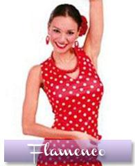 Déguisement danseuse flamenc