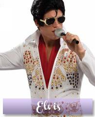 Déguisement d´Elvis Presley™ luxe
