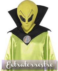 Déguisement d'Alien