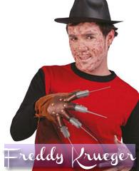 Main de Freddy Kruegger