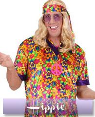 Déguisements disco, hippie, années 80 - homme