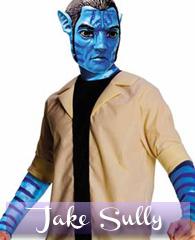 Déguisements et accessoires de Jake Sully de Avatar