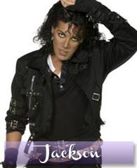 Déguisements et accessoires de Michael Jackson