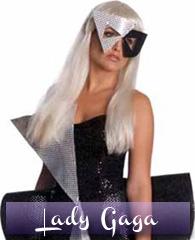 Déguisements et accessoires de Lady Gaga