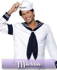 Déguisement du marin