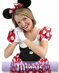 Déguisement de Minnie™ adulte