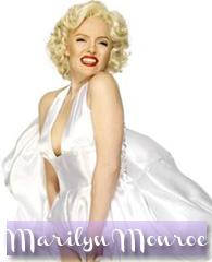 Déguisements et accessoires de Marilyn Monroe
