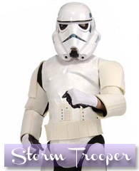 Déguisement de Storm Trooper™ luxe - Star Wars™