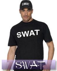 Déguisement policier Swat,