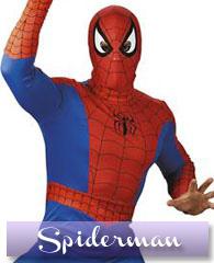 Déguisement de Spiderman classique