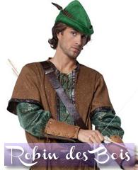 Déguisements de Robin des Bois