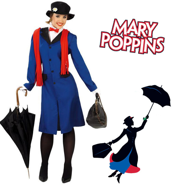 Déguisement de Mary Poppins