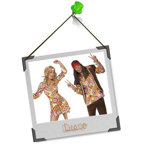 Se déguiser en duo : disco