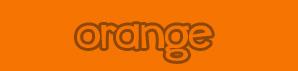 Pour votre décoration, misez sur le orange !