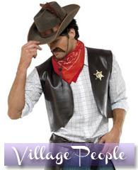 Déguisement du cowboy, Village People